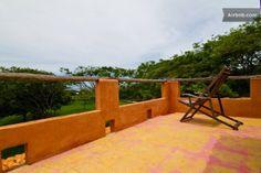 Little Ocean View from Upper Terrace $100 casa naranja , playa negra