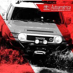#FJCruiser, la pureza, estilo y potencia de un #Toyota con historia    #ToyotaEsToyota #Autoamérica #100%Toyota #Toyotero #Toyotalover #OffRoad #TeamToyota #ToyotaNation #Toyoteros #4x4 #Toyota #MantenimientoExpress #quickrepair