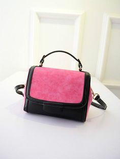 Kode: S-C768 Rp 200.000 Bahan: PU  Ukuran: 21x24x11cm Warna: pink, gray Berat: 800gr  More info/order Line: florimtafitri Instagram: kenapaharusmahal