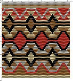 Resultado de imagen para esquemas geometricos de mochilas wayuu