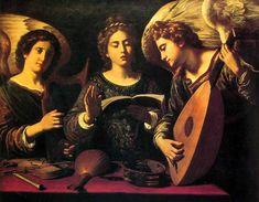 Antiveduto della Gramatica / St. Cecilia / c. 1625