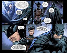 BatCat in Injustice