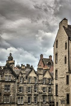 Grassmarket - Edinburgh, Scotland
