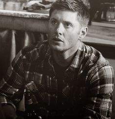 smiling Dean [gif] ...so handsome...just watch the crinkles appear. :) #Supernatural
