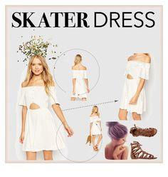 """skater tumblr girlfriend"" by renata-moreira-1 ❤ liked on Polyvore"