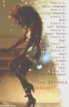 The Beyonce Workout