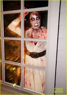 Demi Lovato: Dead Zombie Halloween Costume! | 2013 Halloween, Demi Lovato Photos | Just Jared