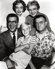 Dennis the Menace - (1959-1963). Starring: Jay North, Herbert Anderson,  Gloria Henry, Joseph Kearns, Sara Seegar, Gale Gordon, Sylvia Field, Billy Booth and Jeannie Russell. Partial Guest Cast: Charles Lane, Ron Howard, Mel Blanc, Elinor Donahue, and Sandy Koufax.