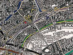 Stephen Walter has painstakingly charted the buried rivers, Tube lines, bunkers, sewers, government tunnels and other hypogeal secrets of London. He's also included mysterious and underworld elements, such as unsolved murders, ley lines and pagan burial sites.