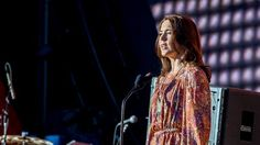 Crown Princess Mary speaking up for women in Central Park, NY at the Global Citizen Festival this weekend!