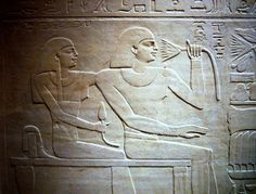 Stela of Intef Late Dynasty 11 (ca. 2021-1981 B.C.)  Limestone  Probably carved at Herakleopolis   Metropolitan Museum of Art  NYC