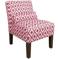 Skyline Furniture Slipper Chair & Reviews | Wayfair