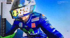 MotoGP Mugello 2017, casco Valentino Rossi (Foto 3/6)   Derapate