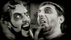 "Bogo ""Le Veau D´or""  Blazko Scaniglia as Mephistopheles."