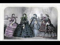 vestidos epoca del romanticismo - Buscar con Google