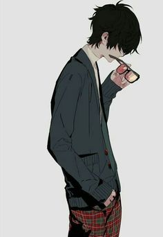 Find images and videos about boy, anime and manga on We Heart It - the app to get lost in what you love. Anime Boys, Manga Anime, Cute Anime Guys, Hot Anime Boy, Manga Boy, Anime Art, Persona 5, Anime Style, Akira Kurusu