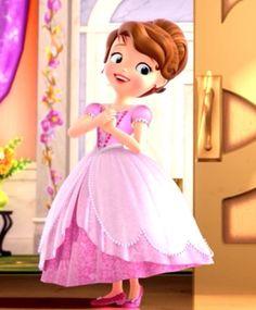 Sofia The First Characters, Princess Sofia The First, Cartoons Love, Disney Cartoons, Princes Sofia, Disney Junior, Disney Jr, Pixar, Disney Princess Frozen