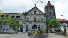 THE CHURCHES OF CENTRAL LUZON – lakwatserongdoctor Mansions, House Styles, Building, Home, Manor Houses, Villas, Buildings, Ad Home