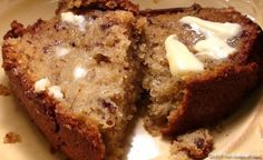 Moist Banana Bread Recipe – very moist and we all enjoyed it. Outside crust was nice and crunchy while inside was very moist.