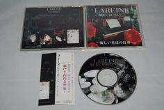 LAREINE CD Album BLUE ROMANCE w/obi spine card Japan versailles Kamijo new sodmy