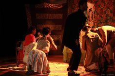 A Porca do Pau Oco no Teatro Alberto Martins | Camaçari - Bahia 2015 | Foto: Fabi Fernandes