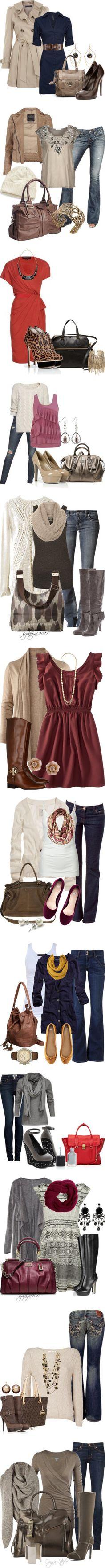 Colder weather wardrobe