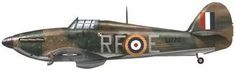 Hawker Hurricane 1 of 303 Squadron RAF, 1940used while the Squadron was working up and initial combat at RAF Northolt and RAF Leconfield