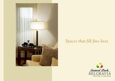 Experience the joy of living a luxurious lifestyle at #CentralPark's #Belgravia. The dynamic niceties it offers - like horse riding, club house, tennis court, full service spa etc are difficult to find elsewhere. It surely is a place that facilitates a fine living for you and your family. http://www.centralpark.in/overview-page58.html