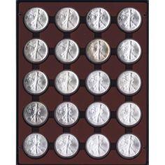 Colección 29 monedas de plata EEUU Liberty 1986/2014.