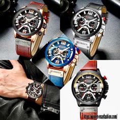 Sport Watches, Watches For Men, Ml B, Make A Gift, Sport Casual, Watch Sale, Leather Wallet, Nba, Military