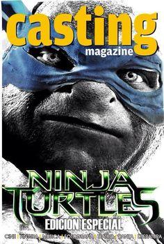 Edición Agosto 2014 Tortugas Ninja