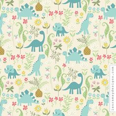 Dinosaur Garden submitted by @laura_may_designs