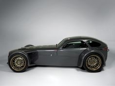 Donkervoort D8 GT (2007)  Caterham Seven inspired GT car