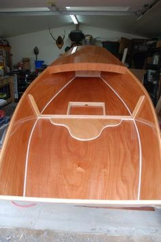 Port Ludlow Fly Fishing Pram – Wooden Boat People