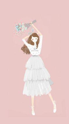 #wattpad #phi-tiu-thuyt Không có gì đâu:v chỉ là nơi tớ lưu giữ những ảnh tớ tìm được <3 Nếu muốn lấy hãy cmt một tiếng <3 Nếu biết ơn hãy follow và vote cho tớ <3 Xin camon <3 Cute Disney Wallpaper, Kawaii Wallpaper, Cute Wallpaper Backgrounds, Girl Wallpaper, Cute Wallpapers, Cartoon Drawings, Cute Drawings, Chibi Girl, Couple Art
