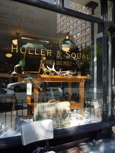 Shopper's Diary: Holler & Squall in Brooklyn : Remodelista