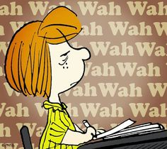 Image result for charlie brown's teacher gif
