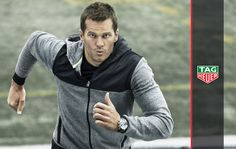 TAG Heuer | Tom Brady - Don't Crack Under Pressure  What a awesome freaking ad....TOM