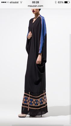 Yeah another beautiful abaya