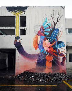 El Curiot | Street Art & Urban Art