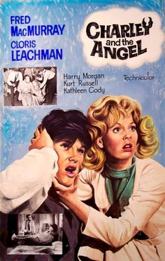 John J. Lomasney (Irish, 1899-1989). Charley and the Angel, 1973. Gouache on artboard. 44 x 28 in.
