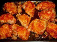 Paradicsomszószos csirkecombok sütőben sütve – mennyei ízek, villámgyors vacsora! - Ketkes.com