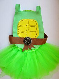 disfraz casero tortuga ninja diy  facil / teenage mutant ninja turtle custome diy handmade easy