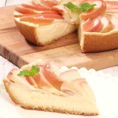 Tastemade Recipes, Apple Cake, Panna Cotta, Cheesecake, Deserts, Dessert Recipes, Food And Drink, Menu, Yummy Food