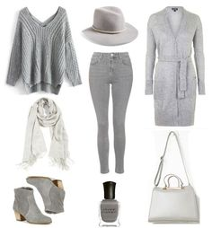 0a142aa9261 Lilly Style  Gray Matter - Gray pieces for Fall Seasonal Color Analysis