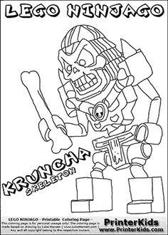 ninjago weapons coloring pages - photo#36