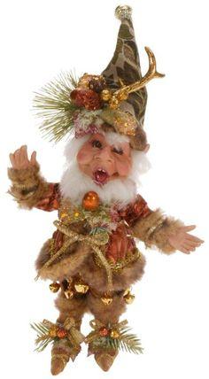 Mark Roberts Woodland Elf  shelley b home and holiday