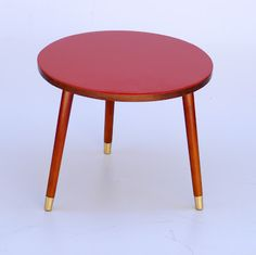 retro table