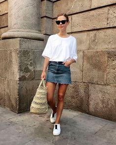 La Mejor Inspiración De Looks Elegantes Y Minimalistas Para El Verano   Cut & Paste – Blog de Moda