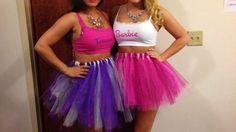 Barbie and Teresa
